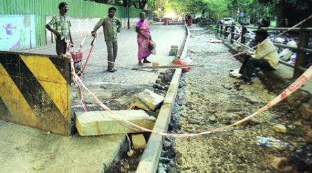Pune: 'Only 60% infrastructure work done'