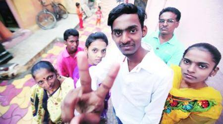 With 84% in SSC exams, 3rd special child in family fires up parents' dreams