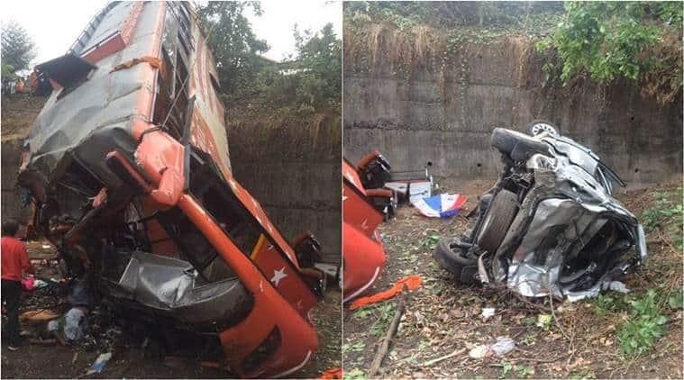 Pune Mumbai expressway, news, pune mumbai expressway accident, mumbai accident, pune accident, expressway accident, news, mumbai news, pune news, india news