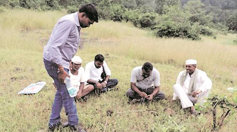 green cover drive, pune green cover drive, pune, pune news, grassland conservation, raakhan raan, pune forest, plant trees, indian express news
