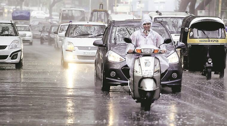 monsoon, monsoon in mumbai, mumbai monsoon, mumbai rain, maharashtra disaster management cell, landslides in maharashtra, mumbai , mumbai news, indian express news