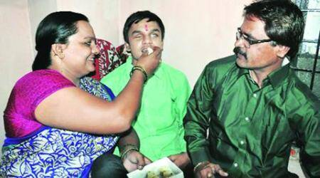 Visually-challenged boy scores 82%; sets eyes on IAS