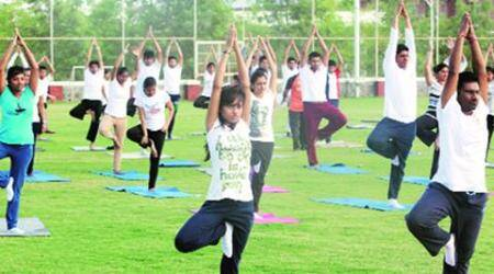 Solanki bats for making yoga part of curriculum in schools, colleges