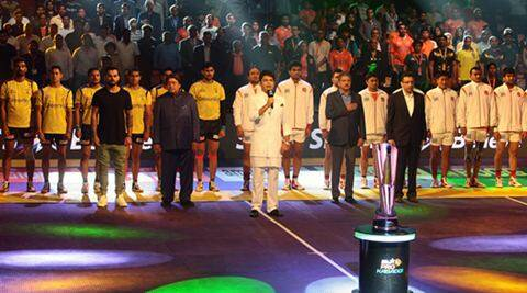 Pro Kabaddi League, U Mumba, Puneri Paltan, Telugu Titans, Kabaddi, 2016 Pro Kabaddi League season, PKL live, PKL live streaming, sports news, sports