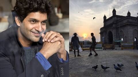 Purab Kohli wraps up Rock On 2!! shoot with a song at the  Gateway of India