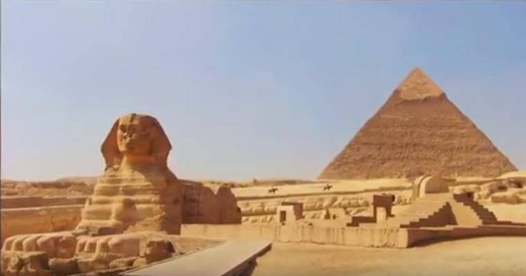Islamic state, IS, ISIS, egypt pyramid, nabu temple, iraq news, isis releases video, isis threatens to blow up pyramid, Islamic state, ISIS, IS, Iraq, Iraq-IS, ISIS terrorist outfit, world news, terrorism news, IS news, Islamic State news, ISIS news, Iraq news, latest news
