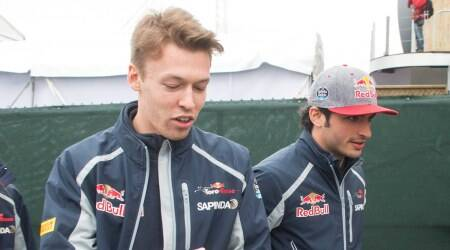 Daniil Kvyat has his mental strength back, says Tost Rosso