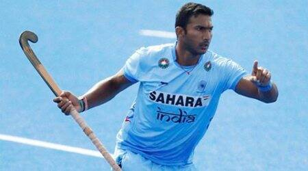 India beat Great Britain 2-1 in hockey Champions Trophy