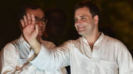 UP Congress' minority cell passes resolution: 'make Rahul party chief'