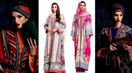 This Ramadan, a designer conjures up glamorousAbayas