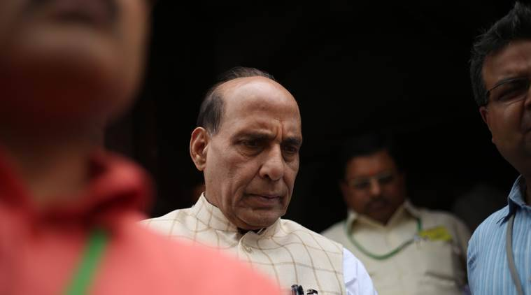 Rajnath singh, home minister rajnath, kairana, kairana migration, kairana forced migration, kairana exodus, kairanan hindu exodus, kairana hindu families exodus, bjp kairana, bjp kairana list, kairana hukum singh, bjp kairana fact committee, uttar pradesh exodus, kairana news, uttar pradesh news, india news, latest news
