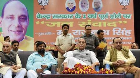 Rajnath singh, BJP, UP election, 2017 UP election, uttar pradesh election, uttar pradesh assembly election, 2017 UP poll, chief ministerial candidate for UP 2017, latest news, india news,