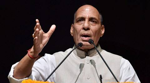 Pampore, CRPF, rajnath singh, Kashmir, Rajnath pampore, crpf pampore, pakistan, india, pampore attack, home minister, Banda Singh Bahadur, latest news, latest india news
