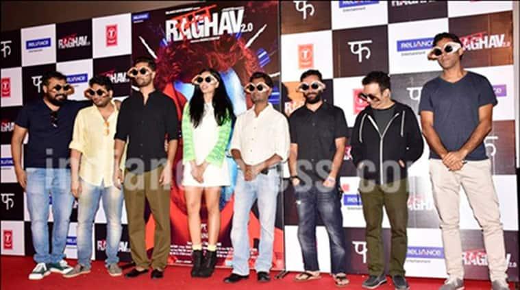 "The song ""Qatl-E-Aam' from filmmaker Anurag Kashyap's forthcoming film Raman Raghav 2.0 has garnered one million views on YouTube."