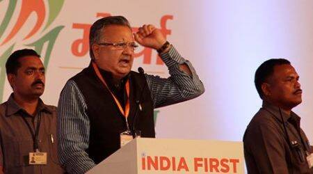 Chhattisgarh: Congress brings no-trust motion against BJP govt in assembly
