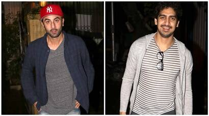 Ranbir Kapoor snapped with friend and director Ayan Mukherji; discussing superheroes?