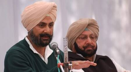ED summons his son, Amarinder Singh lashes out at FM ArunJaitley
