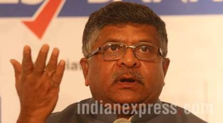 JNU row: Ravi Shankar Prasad defends Centre's stand