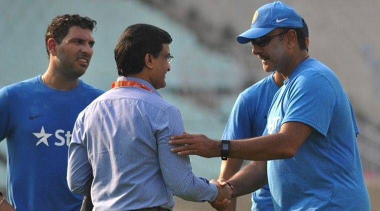Sourav Ganguly, Ravi Shastri, Shastri, Shastri Ganguly, Anil Kumble, Indian cricket team coach, India cricket coach, Shastri interview, cricket news, cricket
