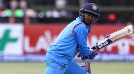 Ind vs Zim: I don't set myself any goals, says Ambati Rayudu