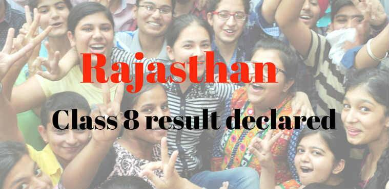 Rajasthan rbse class 8 result 2016 declared check now the indian 8th board result rajasthan 8th result 2016 rajasthan 8th results 2016 bser class malvernweather Image collections
