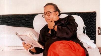 Happy Birthday Pancham Da: Rare and unseen pictures of RD Burman from Express Archive