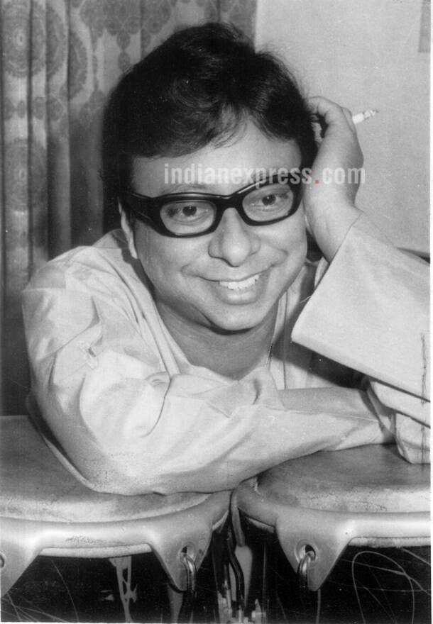 r d burman, Pancham Da, rd burman, rd burman songs, r d burman birthday, r d burman hits, top 10 songs r d burman, asha bhosle, kishor kumar, r d burman music, r d burman rare pics, entertainment news, latest news