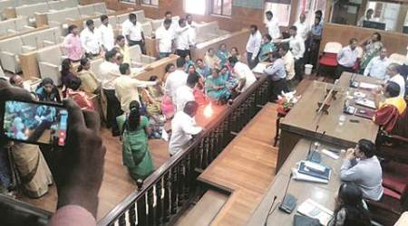 Women NCP corporators allege bias by their male counterparts