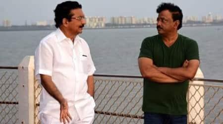Ram Gopal Varma meets MaharashtraGovernor