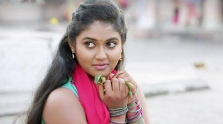 Sairat actor Rinku Rajguru bunks school on first day, classmates have a surprise in store