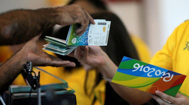 Rio 2016 Olympics, Rio games, Rio 2016, Rio, Rio tickets, Rio ticket booth, Ticket booths Rio, Rio ticket sales, Rio Olympic ticket sales, Rio
