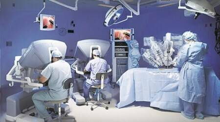 Emergency Room: Mumbai hospitals turn to robotic surgeries, but high costs adeterrent