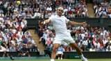 Wimbledon 2016: British tennis instructor Marcus Willis faces Roger Federer