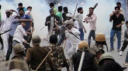 Jat quota stir, quota stir, jat stir, Haryana Police, Haryana protest, Haryana law and order, jat agitation, softer wapons for haryana protests, haryana news, latest news, india news