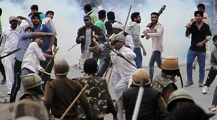 Jat quota stir, quota stir, jat stir, Haryana Police, Haryana protest, Haryana law and order, jat agitation, softer wapons for haryana protests, haryana news, latest news, india news