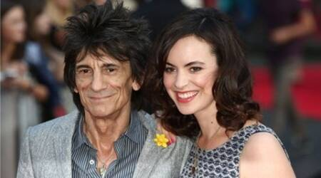 Ronnie Wood welcomes twins at age68