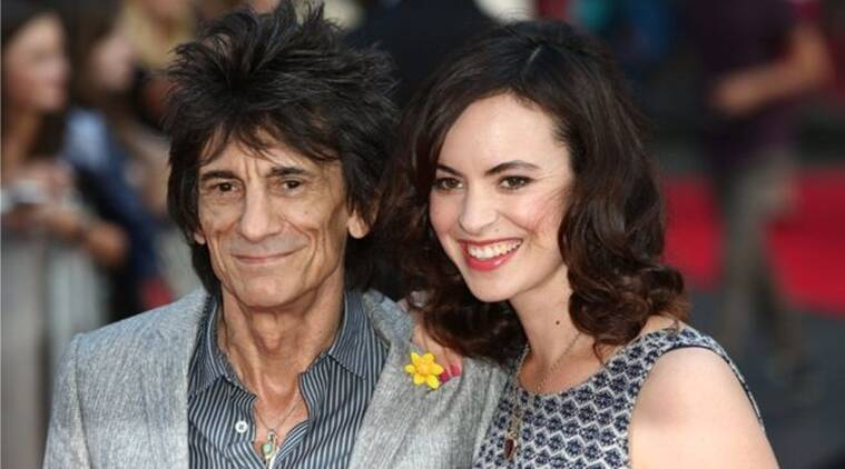 Ronnie Wood, Rolling stones, Sally Wood, Ronnie wood daughters, Sally wood daughters, Ronnie wood news, Entertainment news