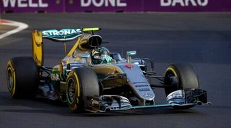 Rosberg aiming for Austrian hat-trick