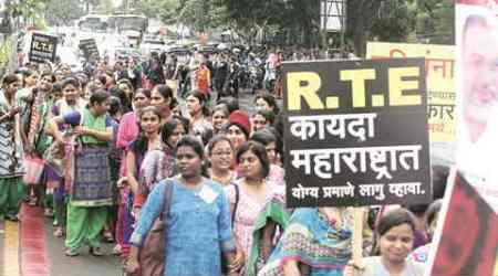 Right to Education, rte, pune rte, rte quota, rte admission, school admissions, rte schools, rte school admissions, pune news, pune schools