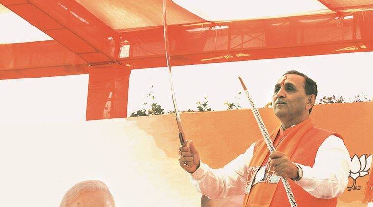 Vijay Rupani, Vijay Rupani interview, cabinet minister for transport water supply labour and employment, BJP, gujarat BJP, indian express news, india news, indian express interview