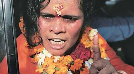 Love jihad is Arab nations' conspiracy: Sadhvi Prachi