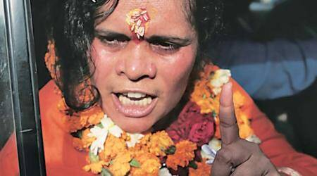 Riot cases: Sadhvi Prachi's plea for traveling abroad rejected