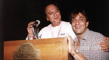 Here's a glimpse of the truly special bond that Sunil and Sanjay Dutt shared