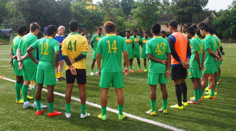 Salgaocar FC, Sporting Clube de Goa, I lEague, I League Salgaocar FC, I League Sporting Clube de Goa, Football India, India football