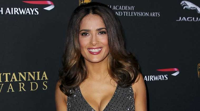 Salma Hayek, Salma Hayek movies, Salma Hayek latest news, entertainmnet news