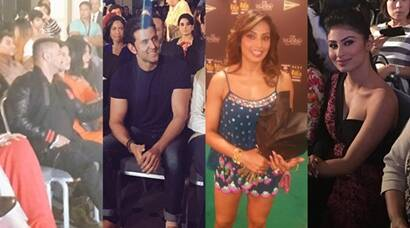 Salman, Hrithik, Bipasha, Mouni at the IIFA 2016 press conference