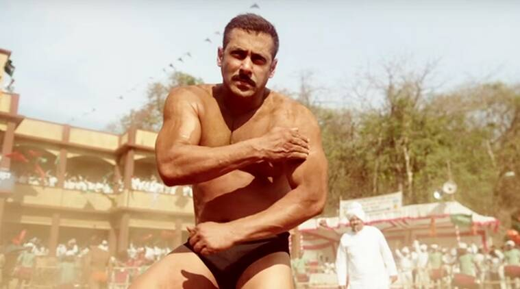 Sultan, Salman Khan, Sultan movie, Sultan dialogues, Anushka Sharma, Sultan box office, Salman Khan Shah Rukh Khan, Shah Rukh Khan, Anushka Sharma, Ali Abbas Zafar, Anushka sharma latest movie, Salman latest movie box office, salman khan movie, Sultan release day, Entertainment news, Indian Express