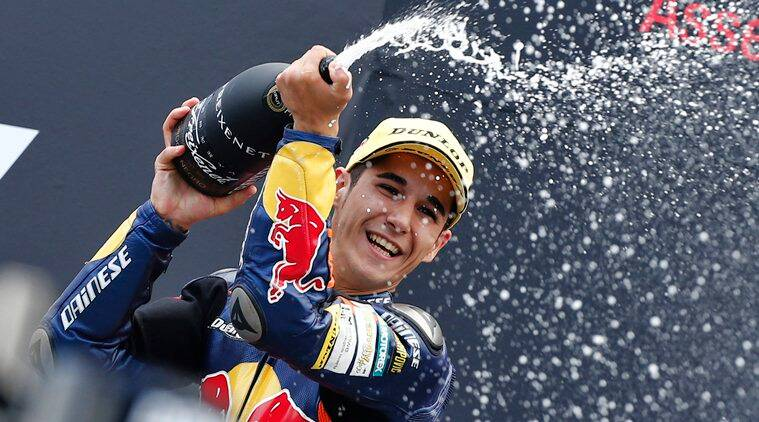 Luis Salom, salom, Luis Salom death, Luis Salom died, moto gp, moto racing, moto gp racing, Catalunya Grand Prix, sports news, sports