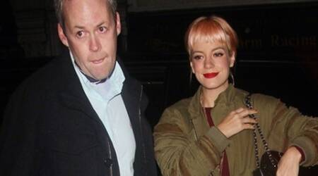 Lily Allen blasts divorce rumours
