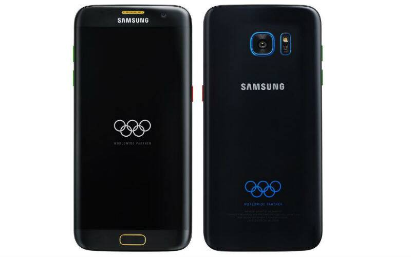 Samsung galaxy s7 olympic edition, Samsung Galaxy S7 edge, S7 edge olympic edition, Samsung Galaxy S7 olympic edition, olympic edition Samsung S7, Olympics, Rio, S7 edge olympic edition, galaxy s7 olympic edition specifications, galaxy s7 olympic edition features, VR, olympic VR apps, virtual reality, Gear VR, Samsung Galaxy series, smartphones, Android, tech news, technology